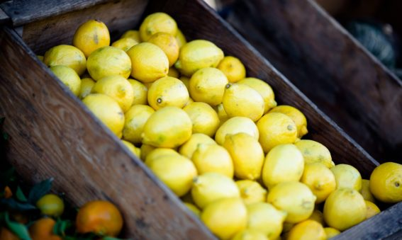 Cleanse and protect the spirt with lemon essential oil