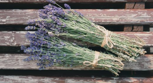 When in doubt...use lavender essential oil!